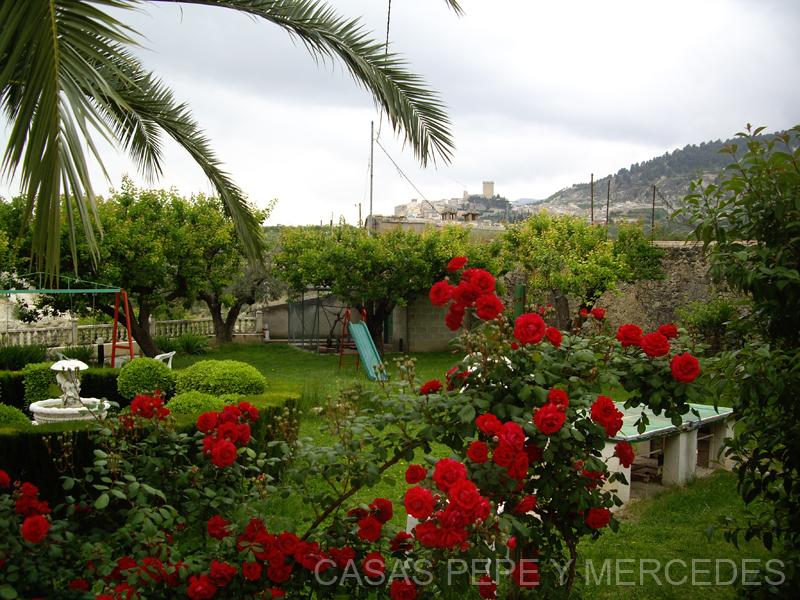 Casas Rurales Pepe Y Mercedes Instalaciones